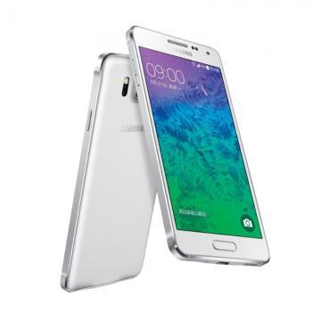 Samsung/三星 SM-G8508S GALAXY Alpha四核智能手机 新品 闪耀白